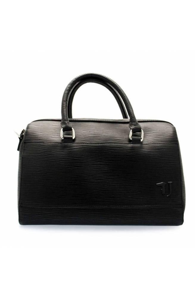 Easy 75b006569y099999k299 Jeans Trussardi Bag T Female Poppinsbags City Black FJTlK31c