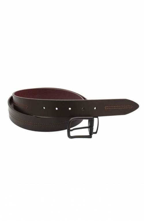 Cintura TRUSSARDI JEANS BUSINESS AFFAIR Uomo Pelle Marrone - 71L000809Y0-B687-120