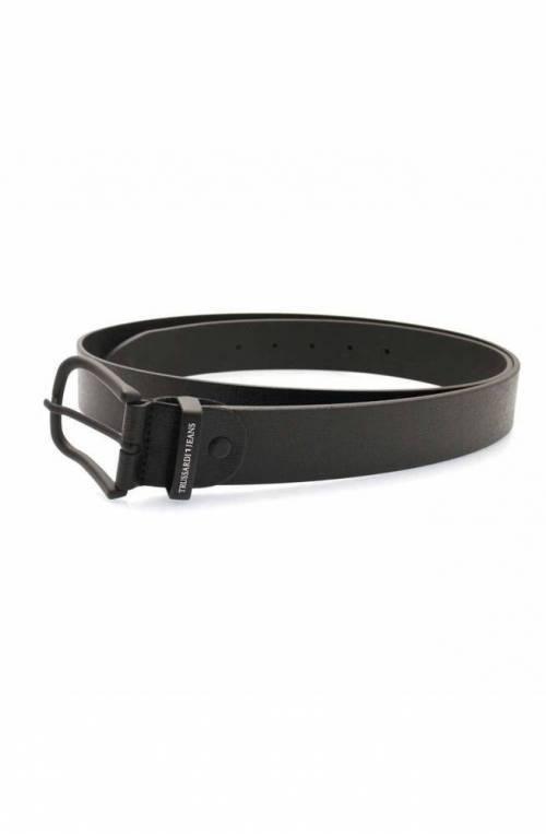 Cintura TRUSSARDI JEANS BUSINESS AFFAIR Uomo Pelle Nero - 71L000819Y0-K299-110