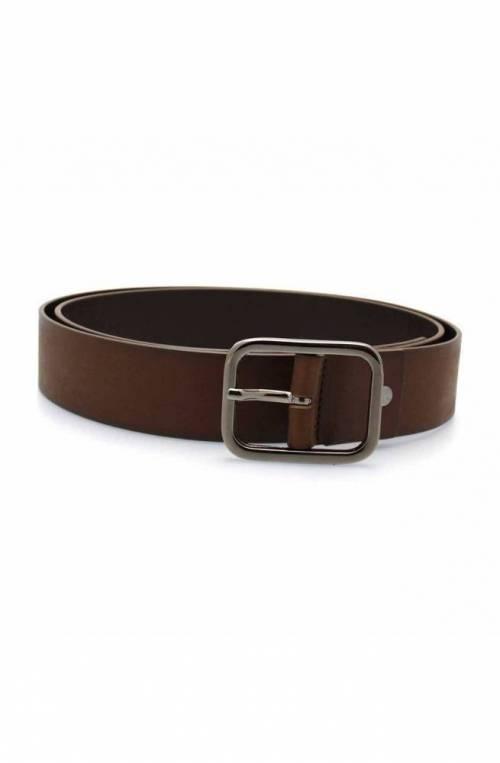 TRUSSARDI JEANS Belt TURATI Male Leather Brown - 71L000979Y0-B200-110