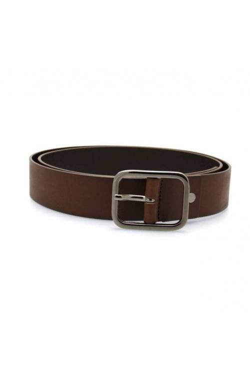 TRUSSARDI JEANS Belt TURATI Male Leather Brown - 71L000979Y0-B200-120