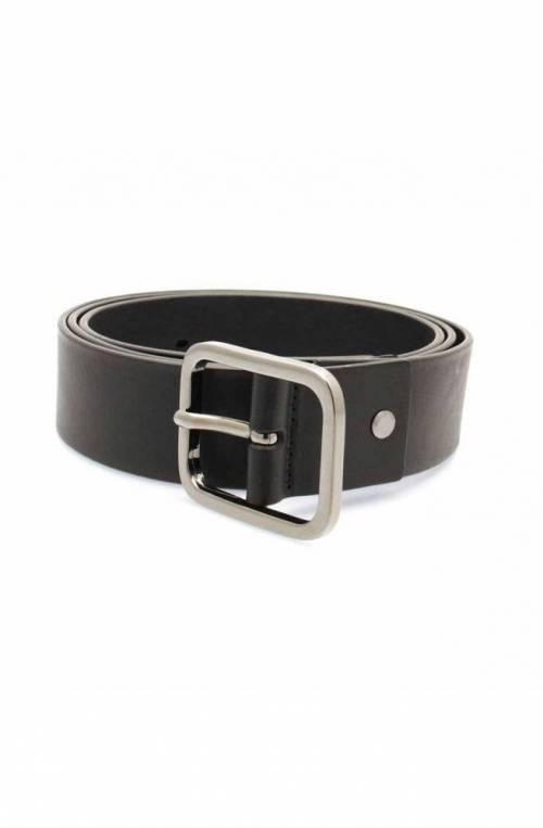 Cintura TRUSSARDI JEANS TURATI Uomo Pelle Nero - 71L000979Y0-K299-110