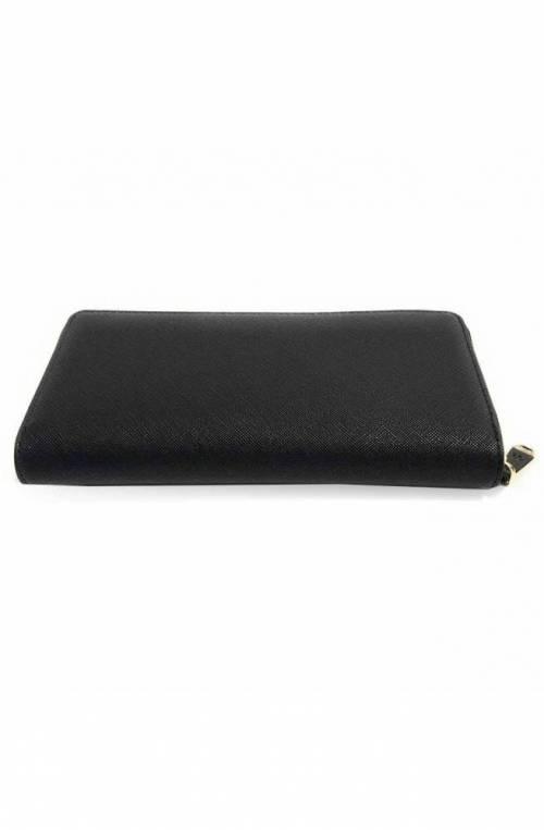 TRUSSARDI JEANS Wallet ISCHIA Female Black - 75W000011Y090125K300