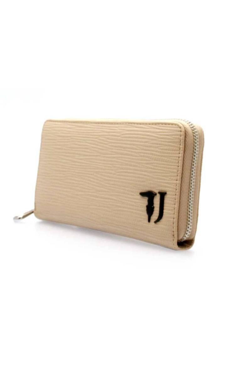 b95f095bc8 ... TRUSSARDI JEANS Wallet T-EASY CITY Female Beige - 75W001529Y099999W050  ...