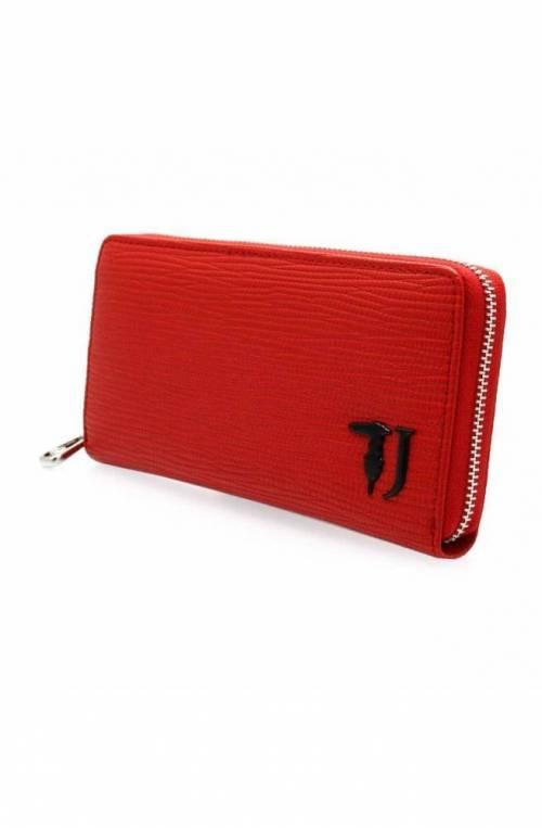 TRUSSARDI JEANS Wallet T-EASY CITY Female Red - 75W001529Y099999R150