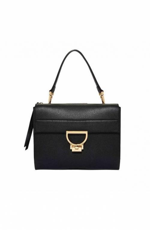 COCCINELLE Bolsa ARLETTIS Mujer Cuero Negro - E1DD5120601001