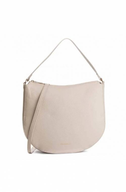 COCCINELLE Bolsa Mujer Cuero Beige - E1DC5130101N43