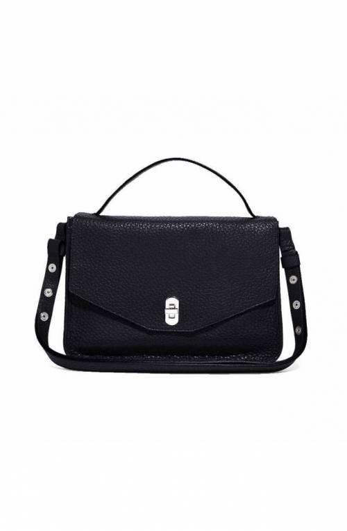 COCCINELLE Bolsa TARIS Mujer Cuero Negro - E1DA5120101001