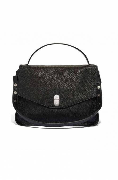 COCCINELLE Bolsa TARIS Mujer Cuero Negro - E1DA5120201001
