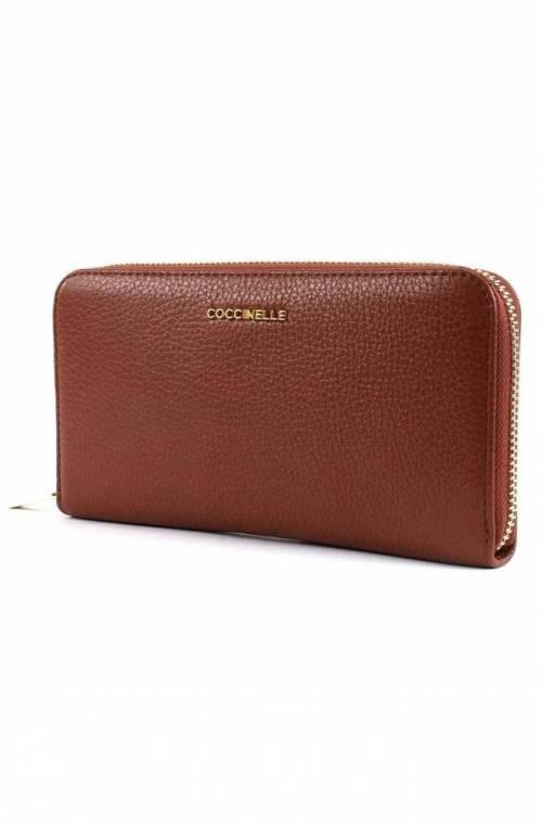 COCCINELLE Wallet Brule - E2DW5110401W74