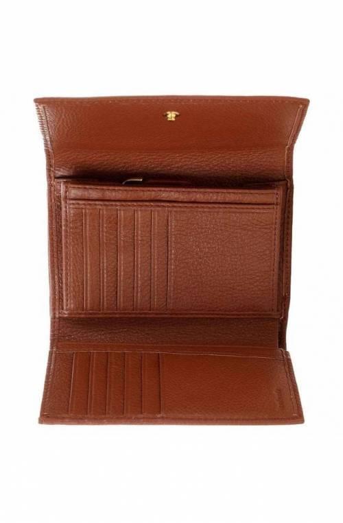 Portafoglio COCCINELLE METALLIC SOFT Donna Pelle Brule - E2DW5116601W74