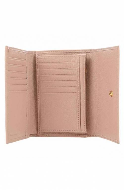 Portafoglio COCCINELLE METALLIC SOFT Donna Pelle Cipria - E2DW5116601P08