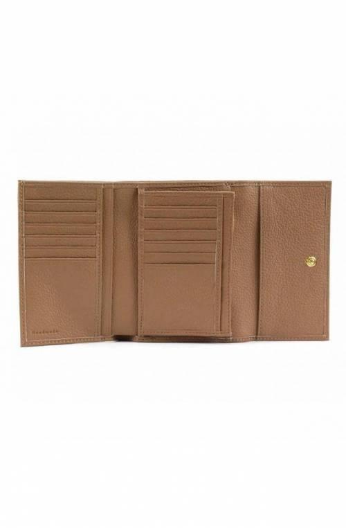 Portafoglio COCCINELLE METALLIC SOFT Donna Pelle Deserto - E2DW5116601N02