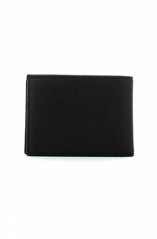 Emporio Armani Wallet Male Black - Y4R166-YG89J-81072