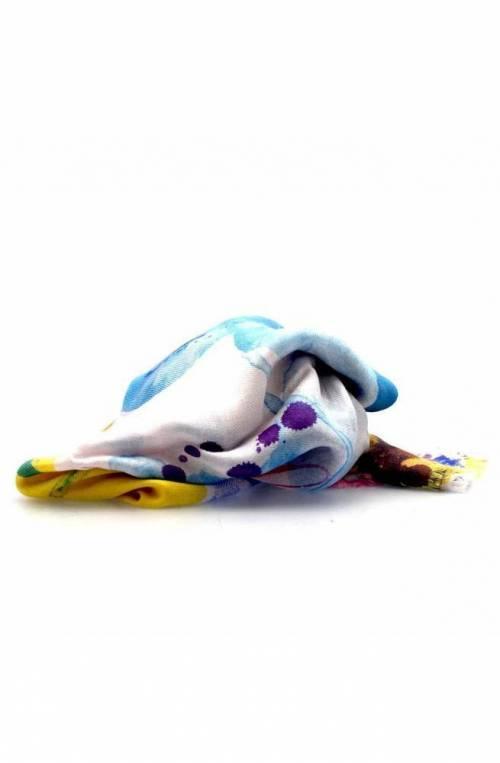 Sciarpa GUESS Donna Multicolore - AW8111VIS03WHI