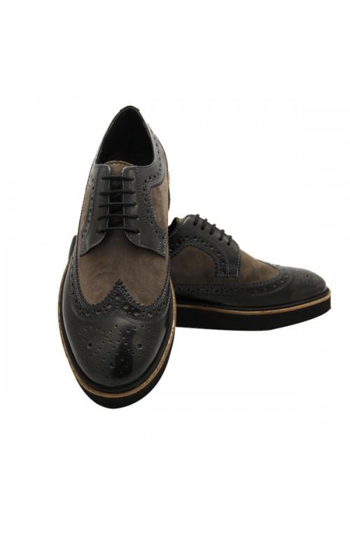 LIUJO Zapatos Hombre Talla 43- LJ331C-43