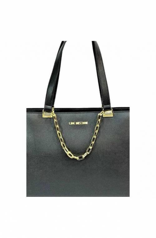 LOVE MOSCHINO Bag SMOOTH Female Black - JC4306PP07KQ0000