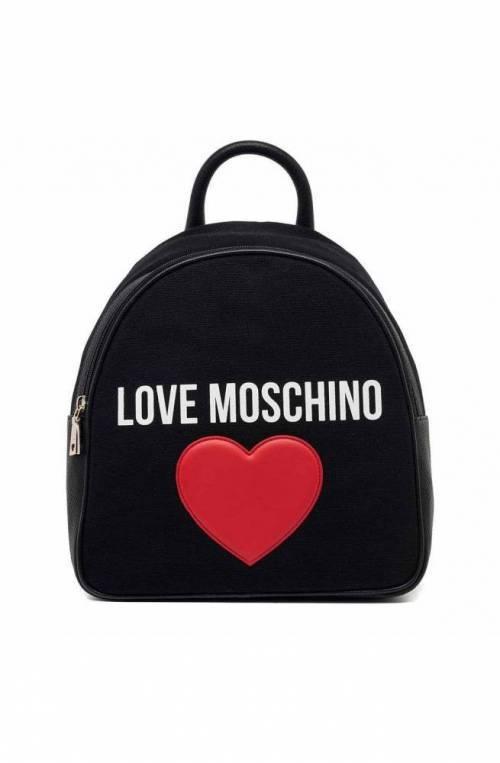 Zaino LOVE MOSCHINO Donna Nero - JC4331PP07KV100A