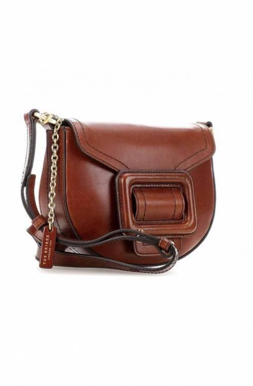 The Bridge Wayfarer Bag GORGONA Female Leather Brown - 0437194N-14