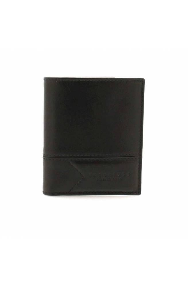Porta carte di credito The Bridge GIANNUTRI Uomo Pelle Nero - 0125098A-7R