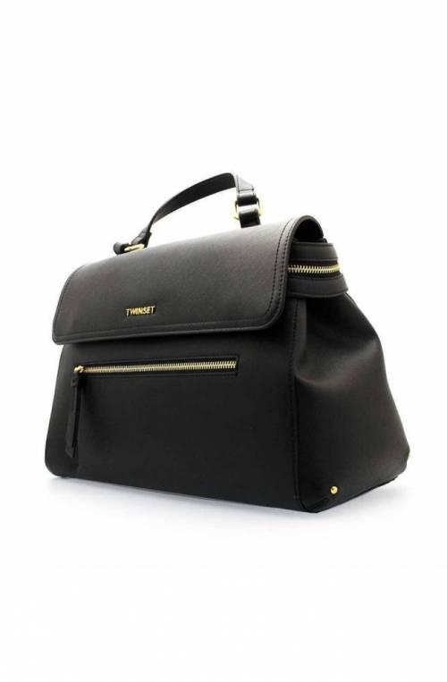 TWIN-SET Bag CECILE LIPSTICK Female Black - 191TO8105-00006