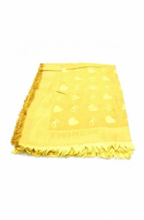 TWIN-SET Fular Mujer Lemon curry - 191TA4360-03395