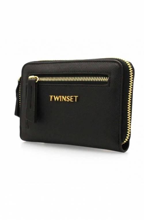 TWIN-SET Wallet Female Black - 191TO8221-00006
