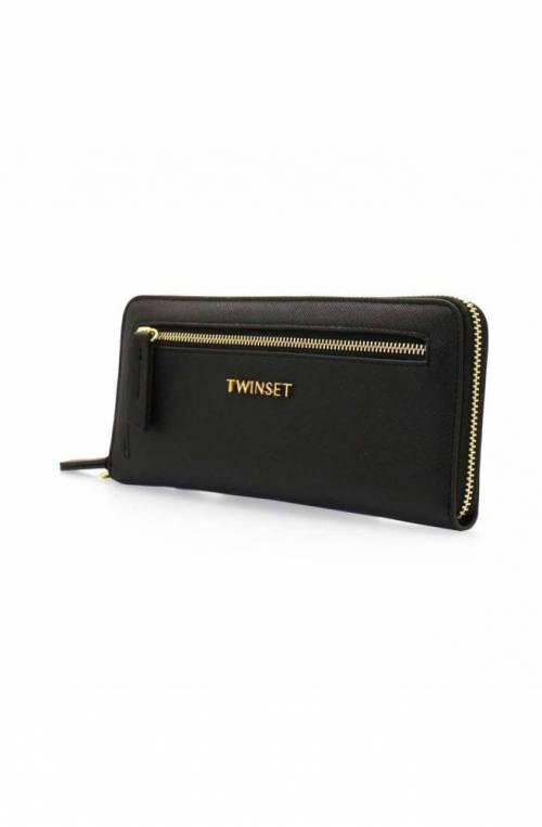 TWIN-SET Wallet Female Black - 191TO8223-00006