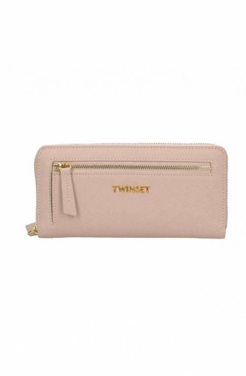 TWIN-SET Wallet Female Pink - 191TA7164-00123