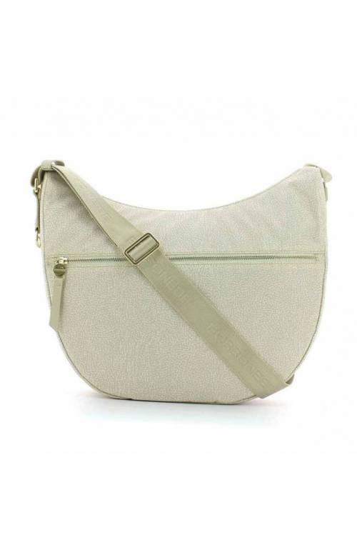 BORBONESE Bag Luna Female Cream - 934371-296-E72