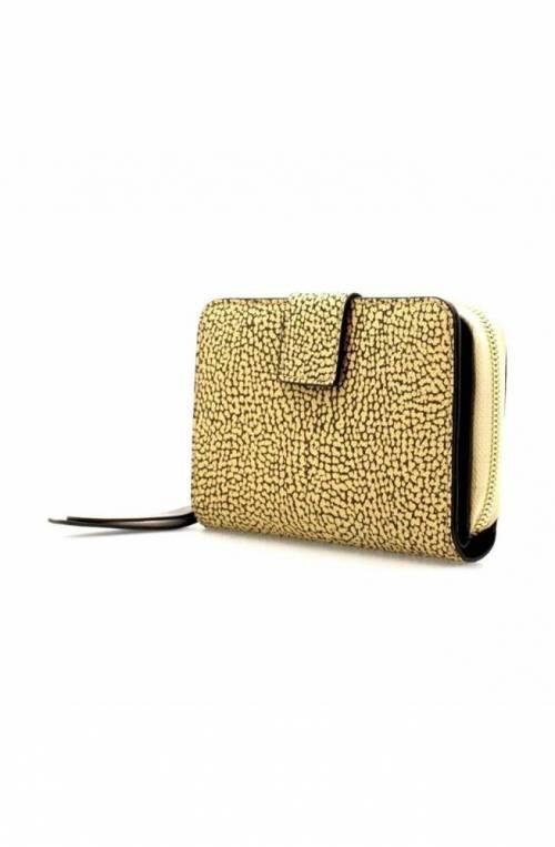 BORBONESE Wallet Female Safari - 900378-F09-F15