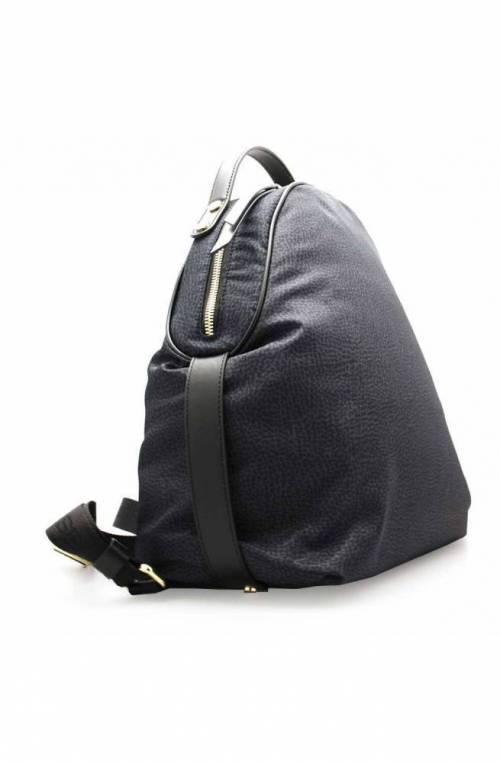 BORBONESE Backpack Female Black - 934391-296-100