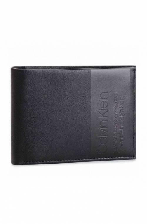 CALVIN KLEIN Wallet ELEVATED 5CC Male Black - K50K504451001