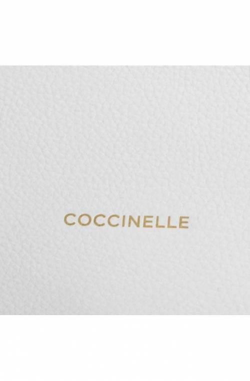 Borsa COCCINELLE Donna Pelle Bianco - E1DS5130101H10