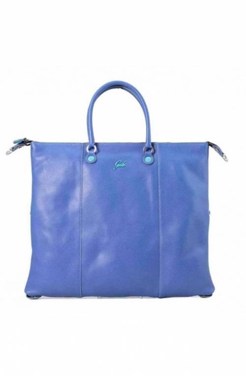 GABS Bag Female Leather Cobalt - G000030T3P0086-C3027