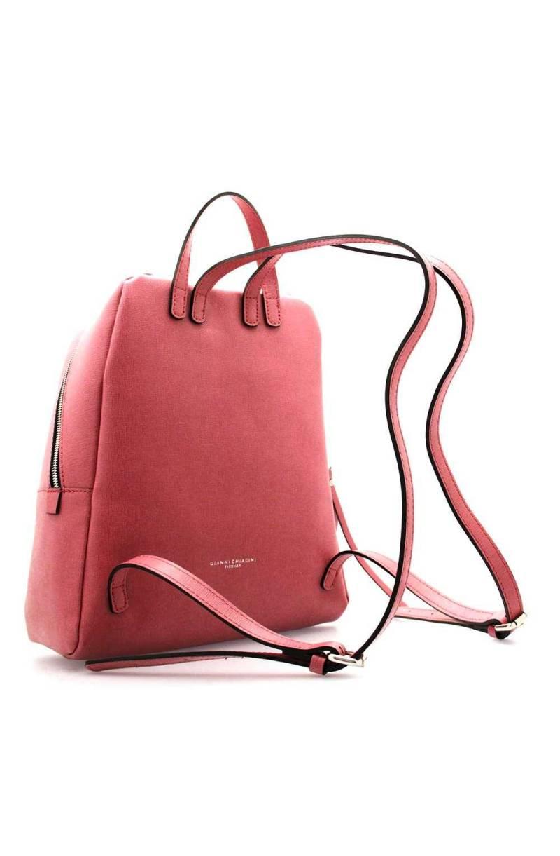 de60450be0 ... GIANNI CHIARINI Backpack Female Leather Azalea - 923019PEFRZEC0836 ...