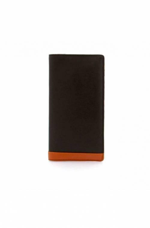 MYWALIT Geldbörse Pocket Wallet Damen Multi farbigen - 148-40