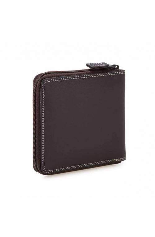 MYWALIT Wallet Male Leather Mocha - 1058-128