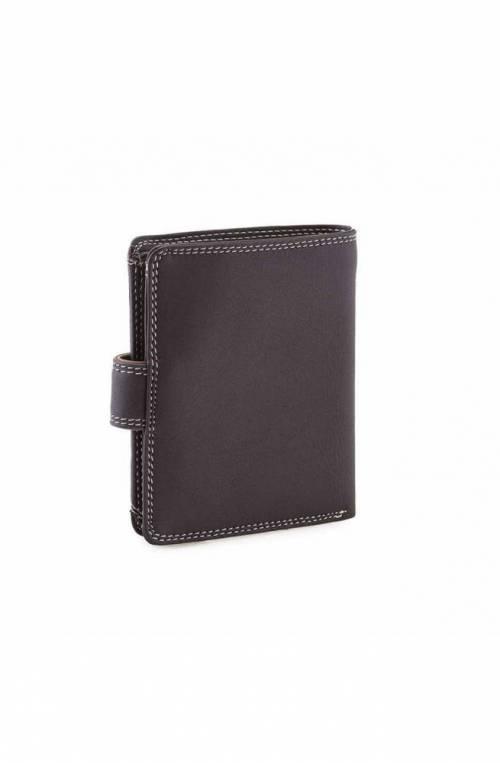 MYWALIT Wallet Male Leather Mocha - 156-128