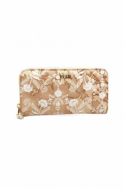 ALVIERO MARTINI 1° CLASSE Wallet Female Leather - printed PVC powder - LMPE81-9559-0376