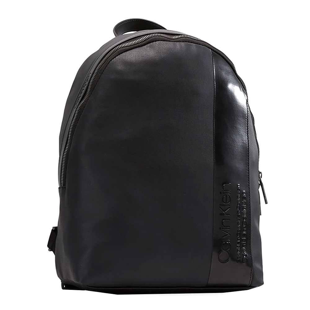 954b377a2 CALVIN KLEIN Backpack Male Black Tablet holder - K50K504344001 ...