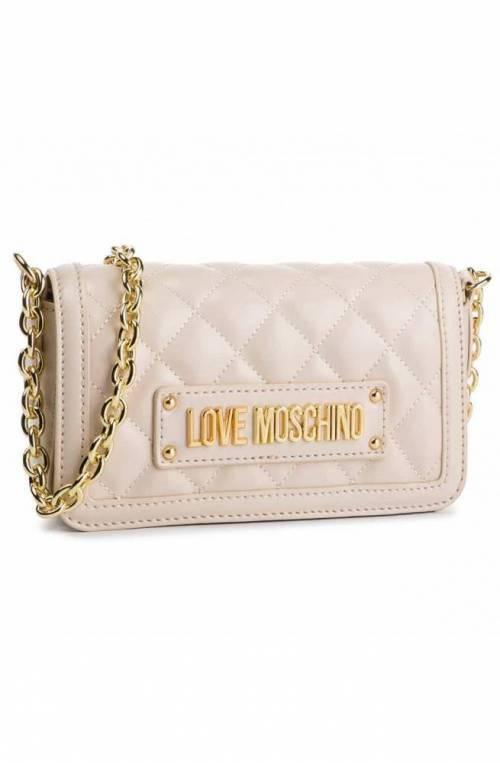 Borsa LOVE MOSCHINO Donna Avorio - JC4201PP07KA0110