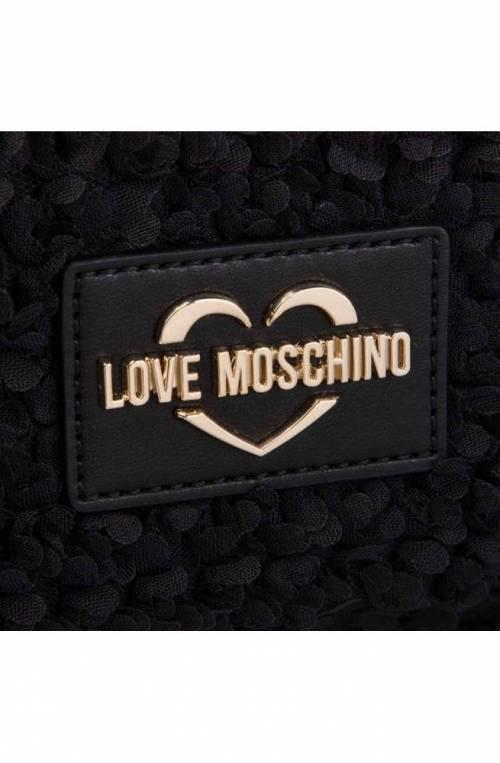 Borsa LOVE MOSCHINO Donna Nero - JC4298PP07KO0000