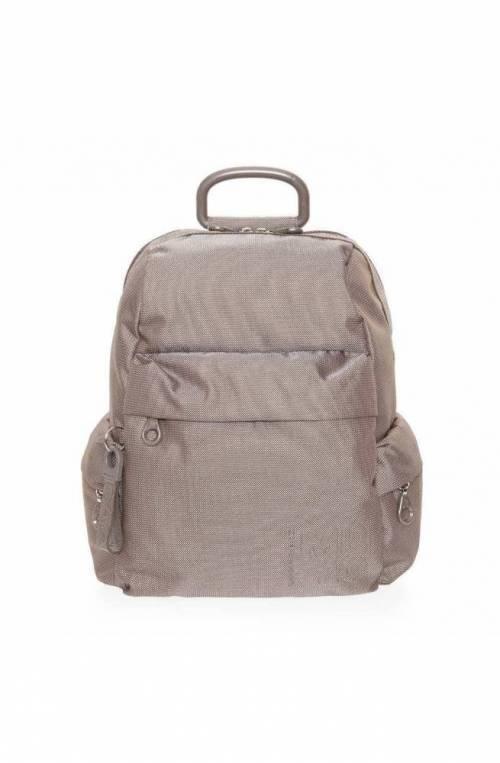 Mandarina Duck Backpack MD20 Unisex Taupe - P10QMTT209K