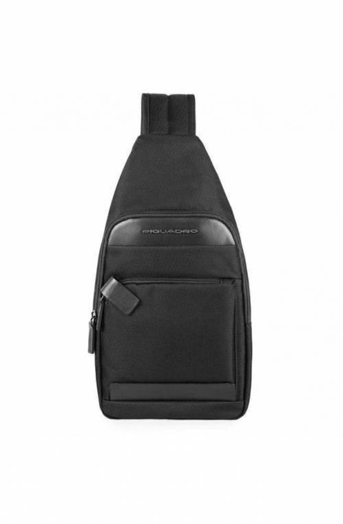 PIQUADRO Bag Klout Male Mono sling Black - CA4536S100-N