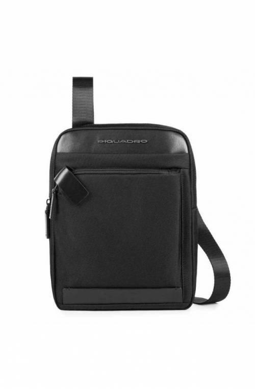PIQUADRO Bag Klout Male Black - CA1816S100-N