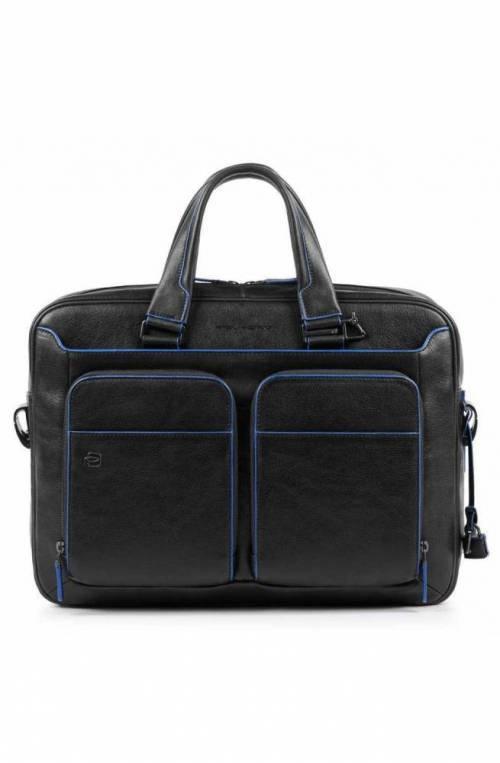 PIQUADRO Bolsa Blue Square Hombre - ca2849b2s-n