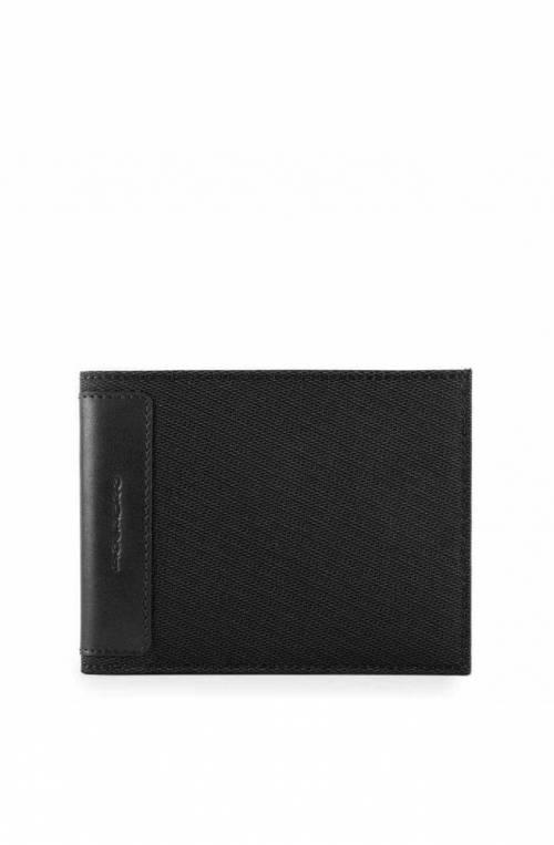 PIQUADRO Wallet Klout Male Black - PU257S100-N