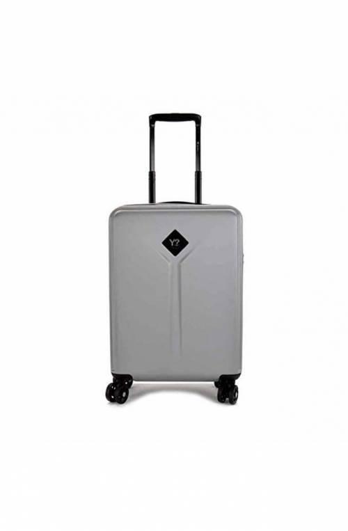 Trolley YNOT Argento Bagaglio a mano TSA lock + USB PLUG Unisex - L8001PE19-SILVER