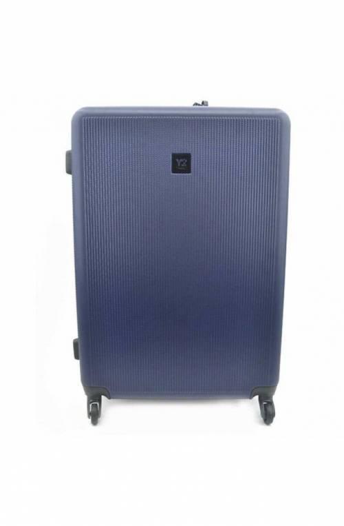 Trolley YNOT Blu navy Trolley TSA lock Unisex - L11003PE19-BLUE